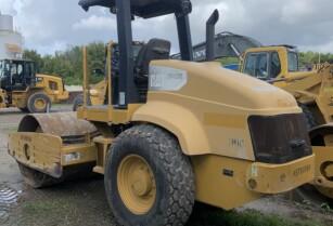 2011 Cat CS423E Roller
